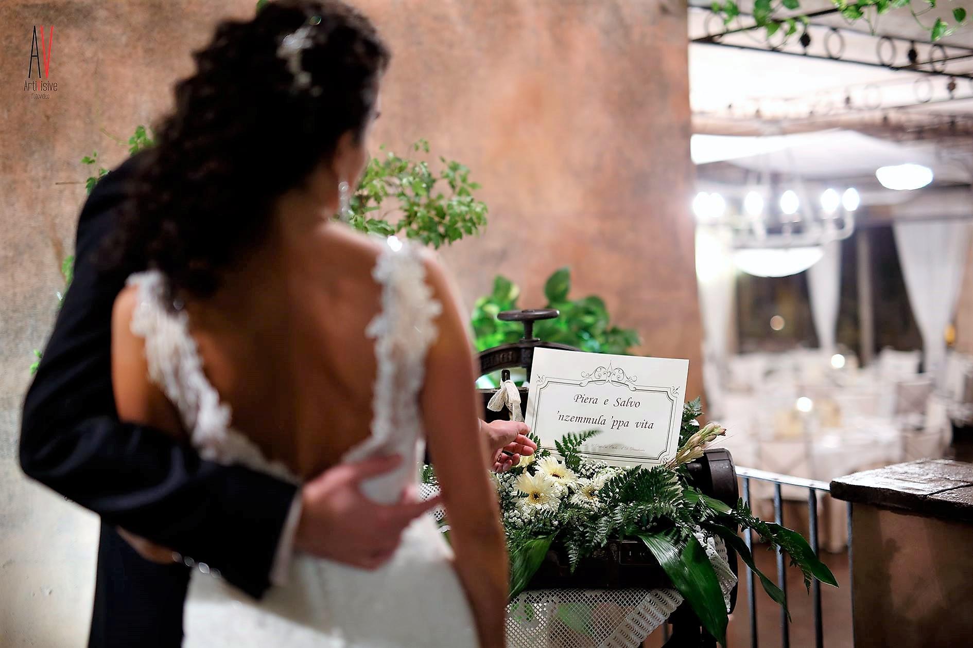 sposi - Location Matrimonio La casa del grecale