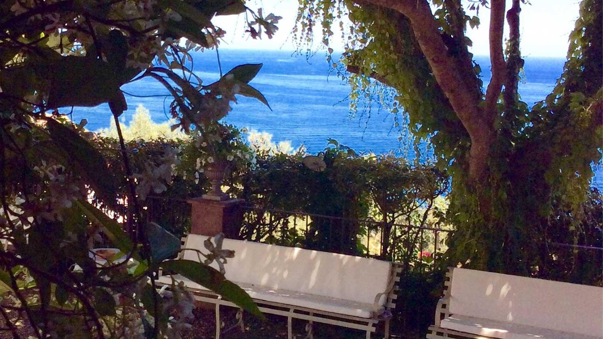 Vista Ricevimenti sul mare La Casa del Grecale