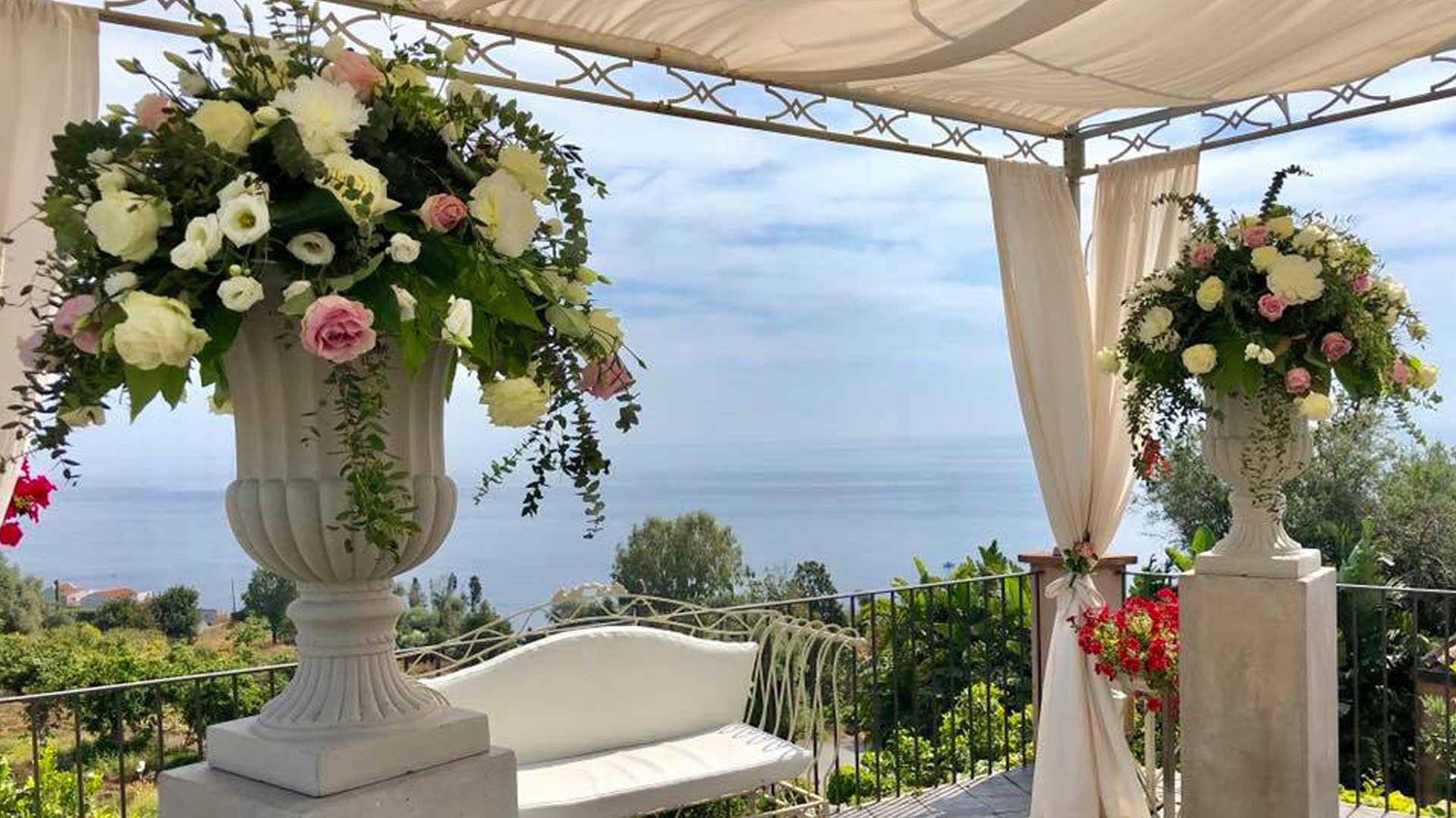 Location Matrimoni La Casa del Grecale