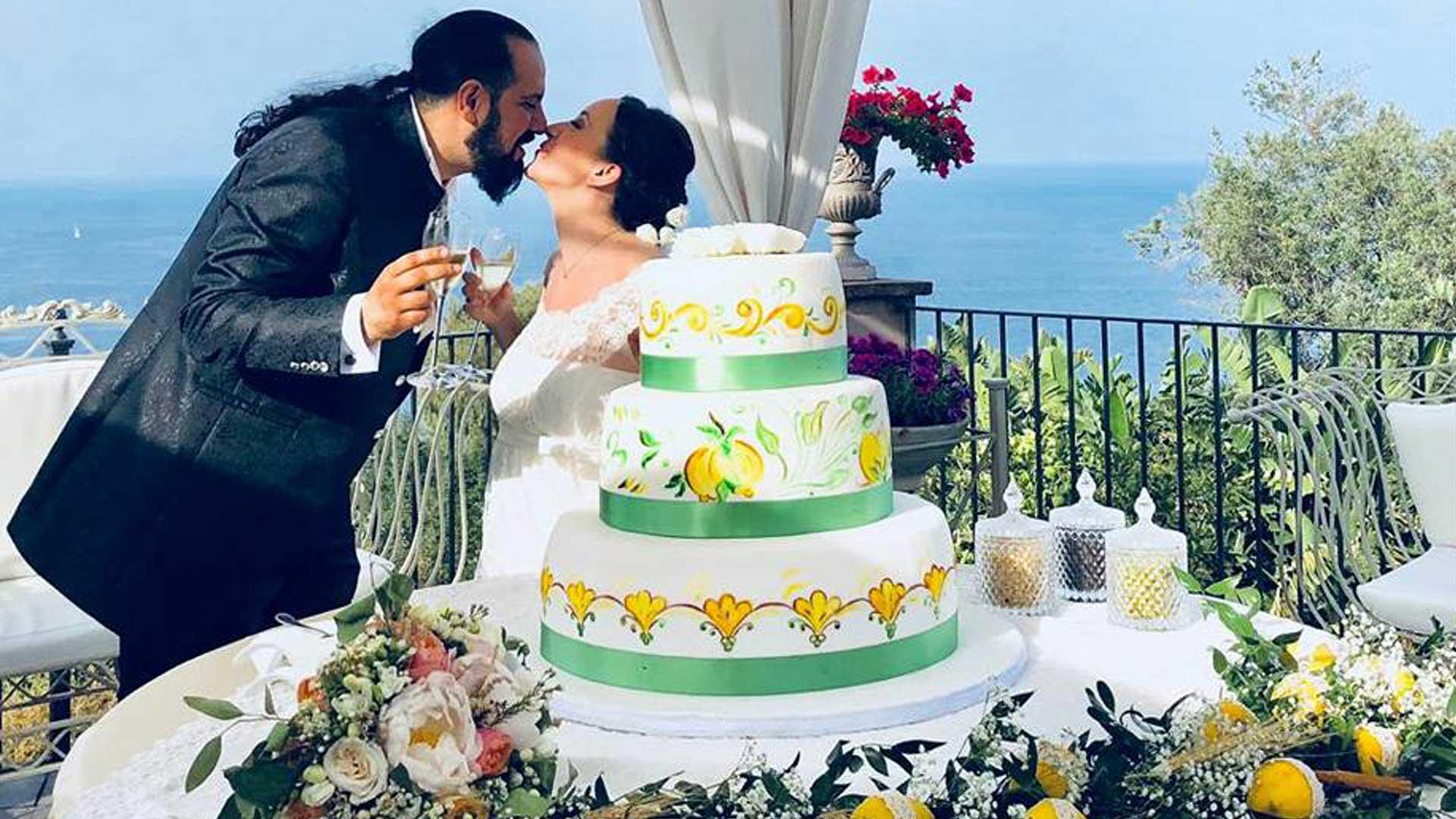 matrimonio - La casa del grecale