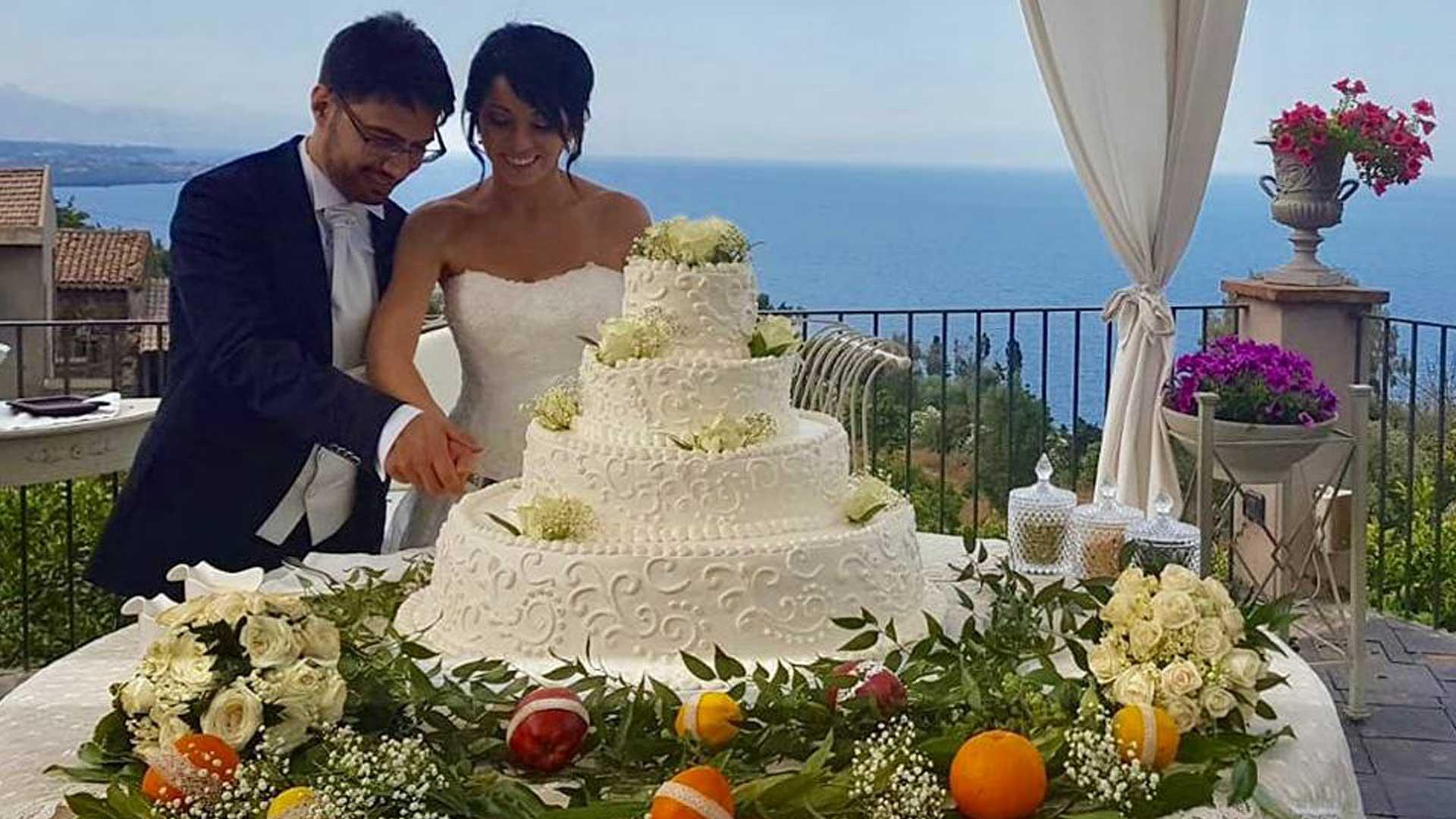 Matrimonio - sala ricevimenti La casa del grecale