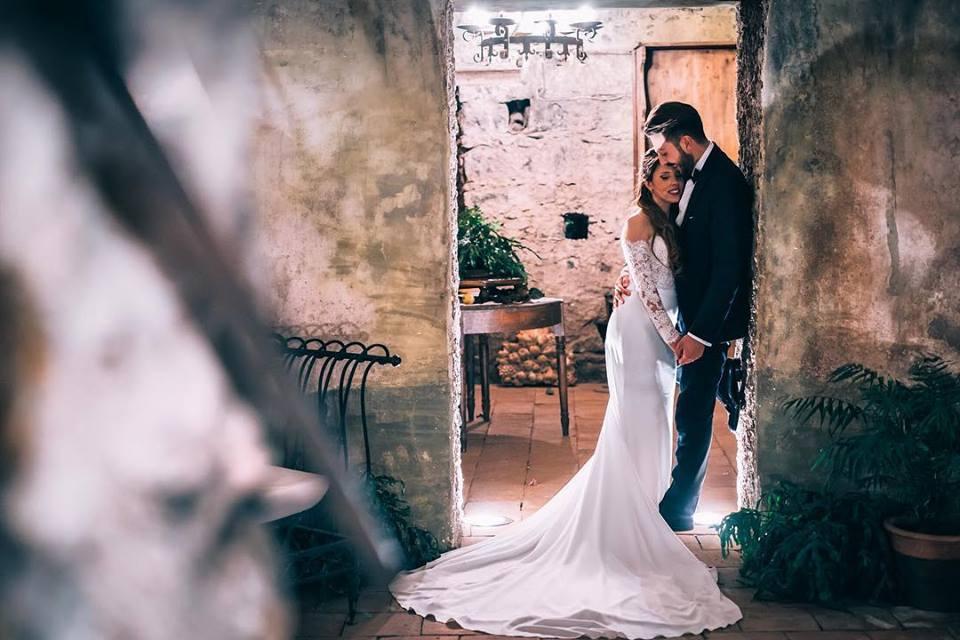 Matrimonio- sala ricevimenti La casa del grecale