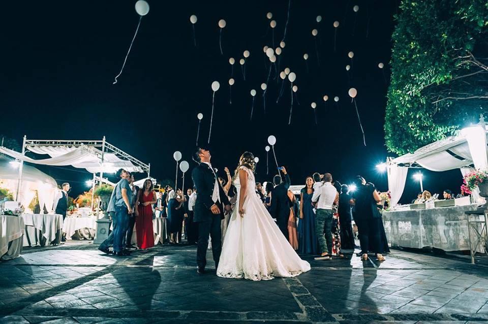 Matrimonio La casa del grecale