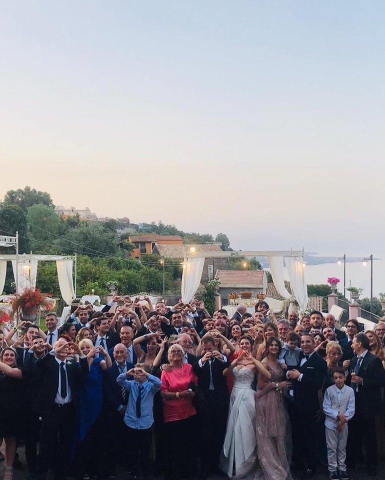 matrimonio - ricevimenti La casa del grecale