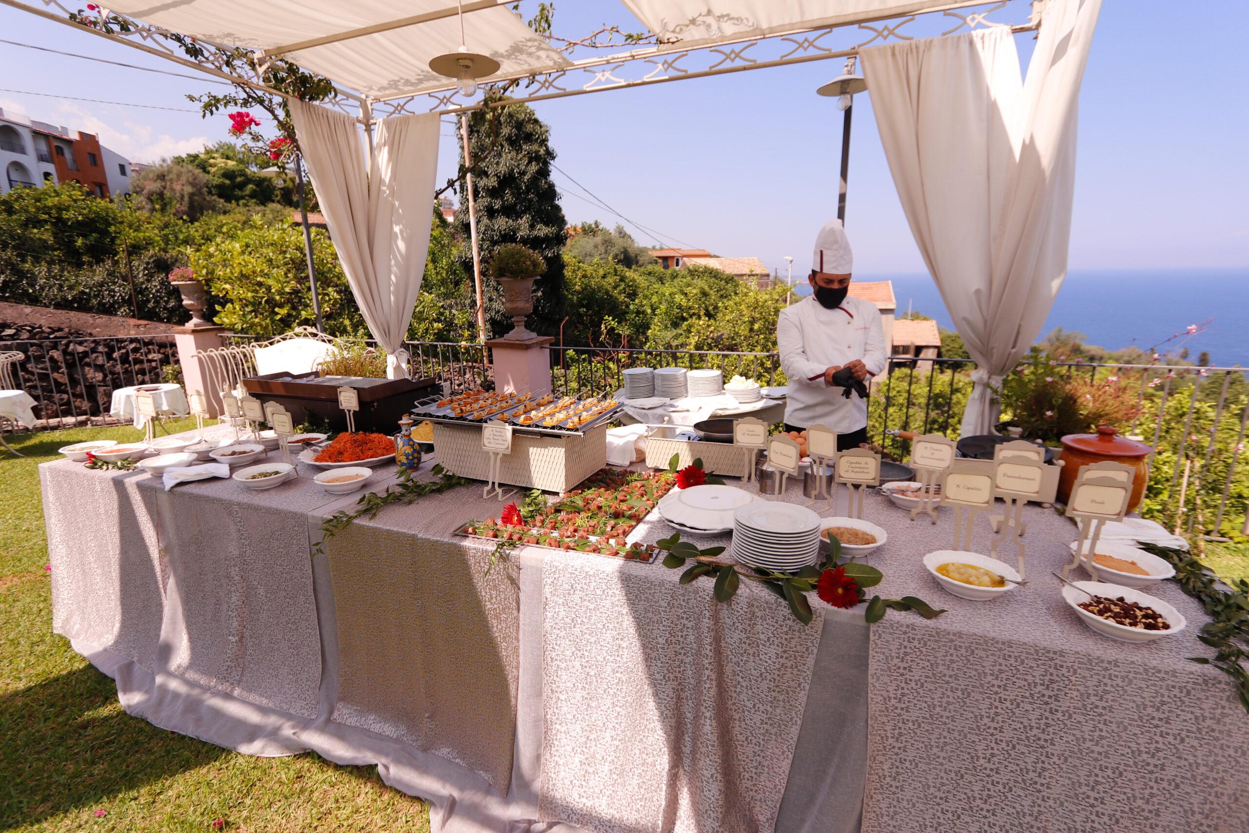 la gran parata di cosi licchi - location matrimoni grecale
